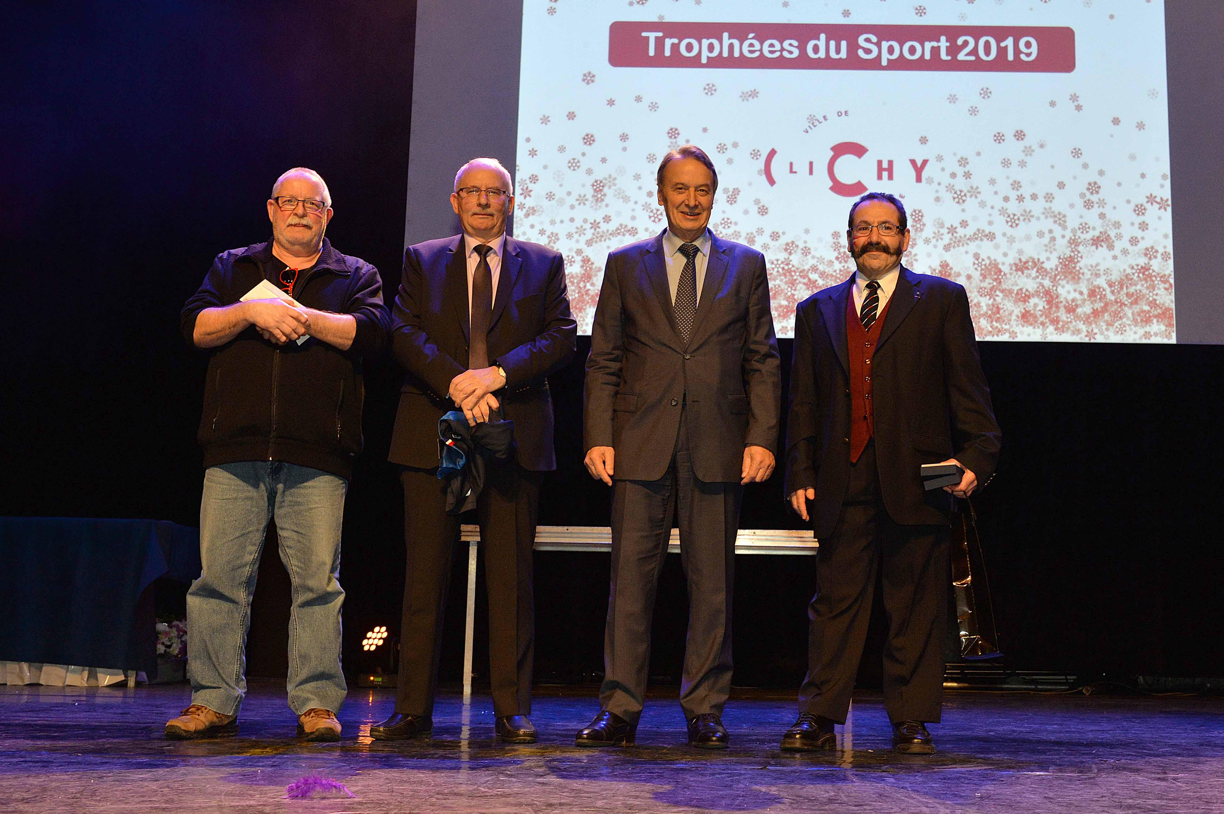 Le CLIP récompensé aux Trophées du Sport 2019 !