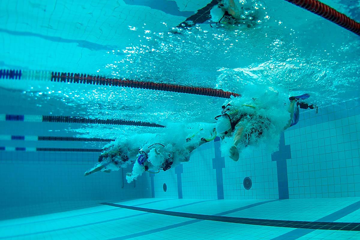 Plongée sportive